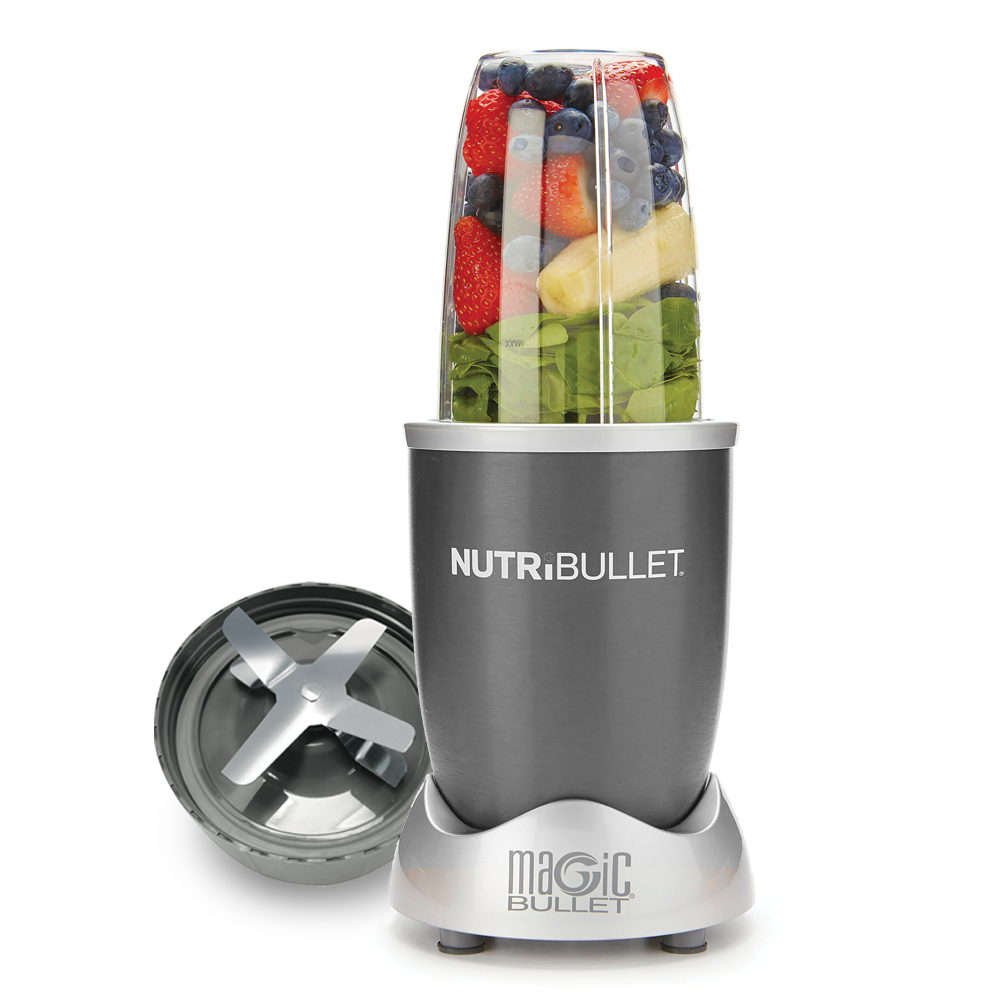 how to use nutribullet 600