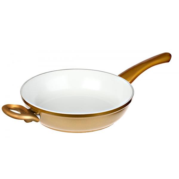 Cerafit Gold Hapjespan – 24cm