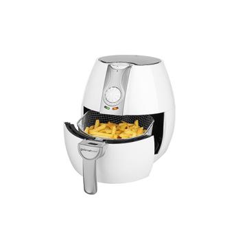 Dagaanbieding - Gourmet Maxx 8-in-1 Heteluchtfriteuse - Wit dagelijkse koopjes