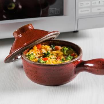 Microwave Hot Pot Magnetronpan