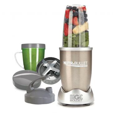 NutriBullet Pro 900 Series - Blender - 9-delig - Champagne