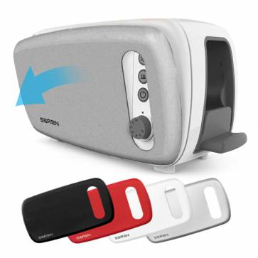 Seren Toaster 2-in-1 Cover