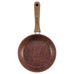 Copper Stone Pan 20cm