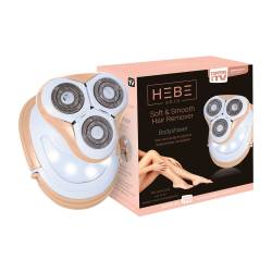 Hebe Skin Soft & Smooth Hair Remover
