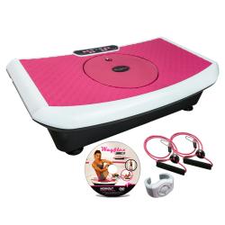 Vitalmaxx trilplaat Wayflex Pink