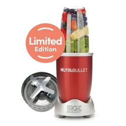 NutriBullet 600 Series - Blender - 5-delig - Red Scarlett