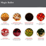Magic Bullet - Blender - 11-delig