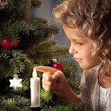 Magic Christmas Candles
