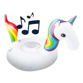 BluMill Opblaasbare Speaker - Unicorn