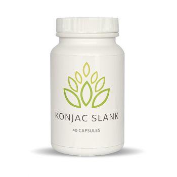 Konjac Slank - 40 capsules