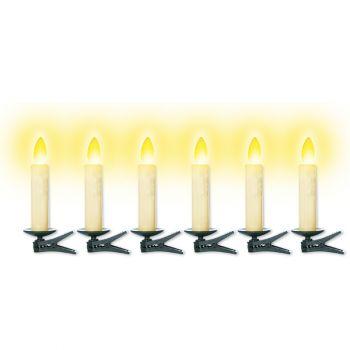 Uitbreidingsset Magic Christmas Candles