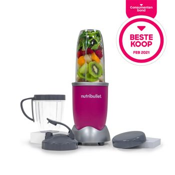 NutriBullet 9-delig - 900 Series - Bloss Berry