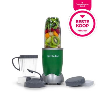 NutriBullet 9-delig - 900 Series - Jungle Green