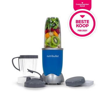 NutriBullet 9-delig - 900 Series - Royal Blue