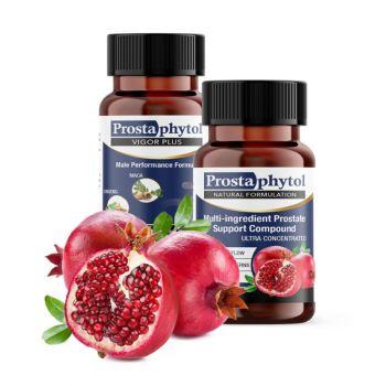 Prostaphytol + Vigor Plus capsules