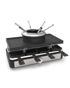 BluMill Raclette, Grill & Fondue