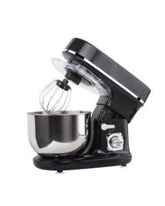 BluMill Keukenmachine Black Crome 1300W