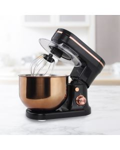 BluMill Keukenmachine 1200W-Black Copper
