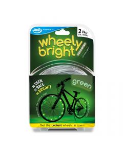 Wheely Bright Groen - 2 wielen