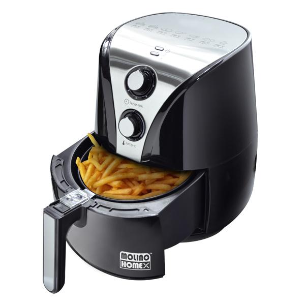 Koopje 198% Korting Molino Health Fryer 3,5L