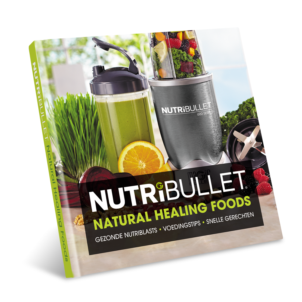 NutriBullet Receptenboek NutriBullet Koopje