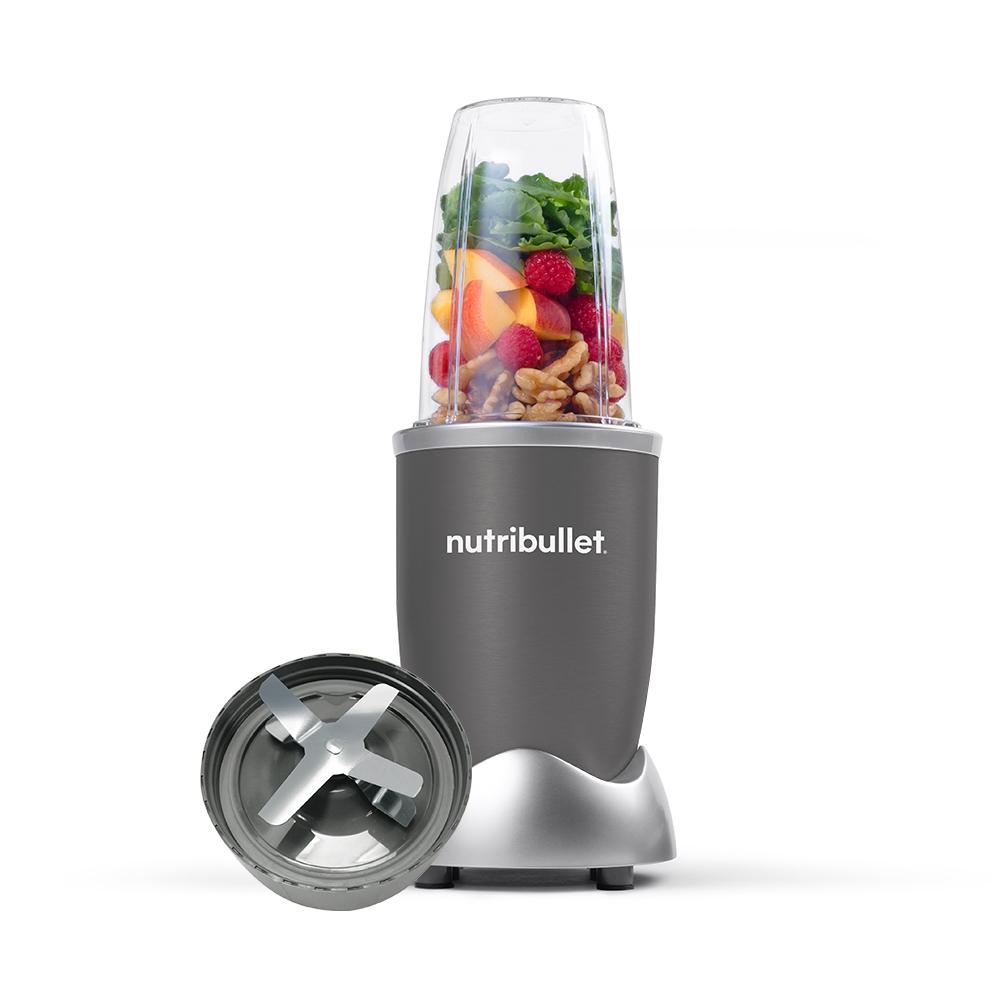 NutriBullet 600 Series Blender 5-delig Grijs