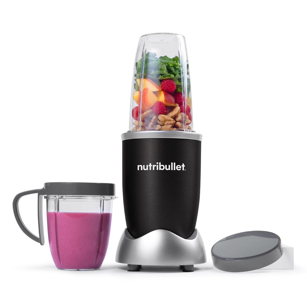 NutriBullet Original – Blender – 8-delig – Zwart
