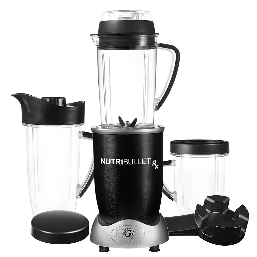 NutriBullet Rx – 1700 – Blender – 10-delig