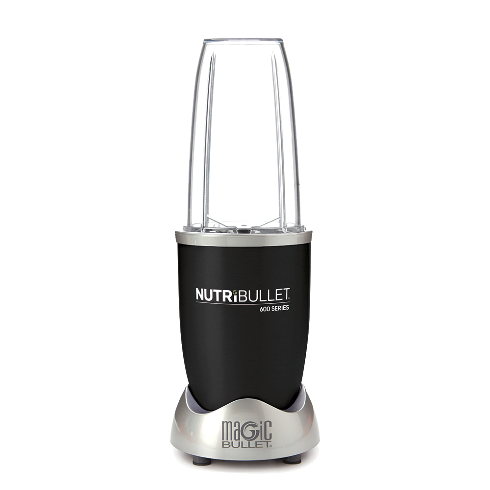 NutriBullet 600 Series – Blender – 5-delig – Zwart