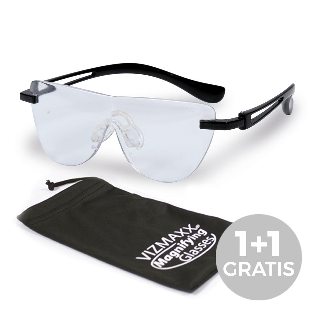 €10000000 Bespaart Vizmaxx Vizmaxx Vergrotende Bril