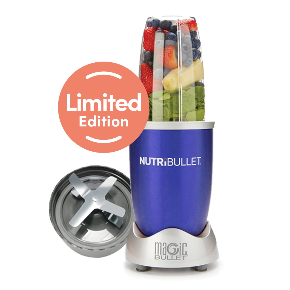 NutriBullet 600 Series – Blender – 5-delig – Blue Ocean