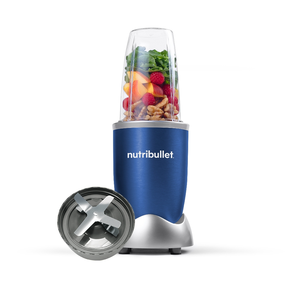 NutriBullet 600 Series Blender 5-delig Blue Ocean