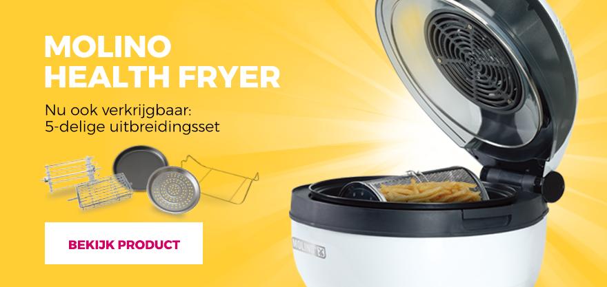 Molino Health Fryer